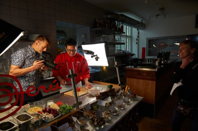 Film production Berlin: 50 Kitchens, one city - Peru