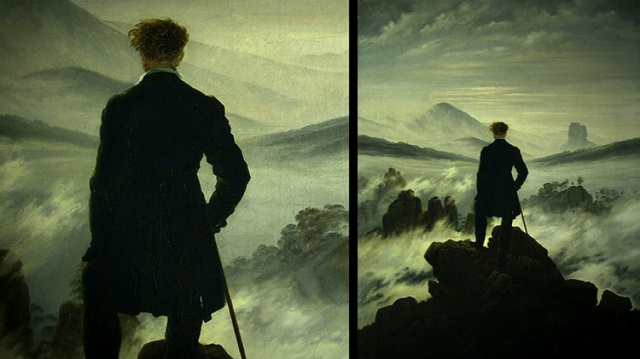Webserien-Produktion Meisterwerke Revisited - Caspar David Friedrich