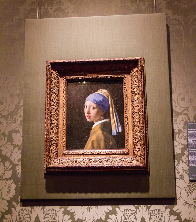 "Masterpieces Revisited: Jan Vermeer ""The Girl with a Pearl Earring"""