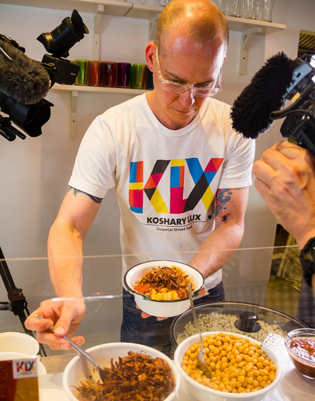 Film production Berlin: 50 Kitchens, one City - Egypt