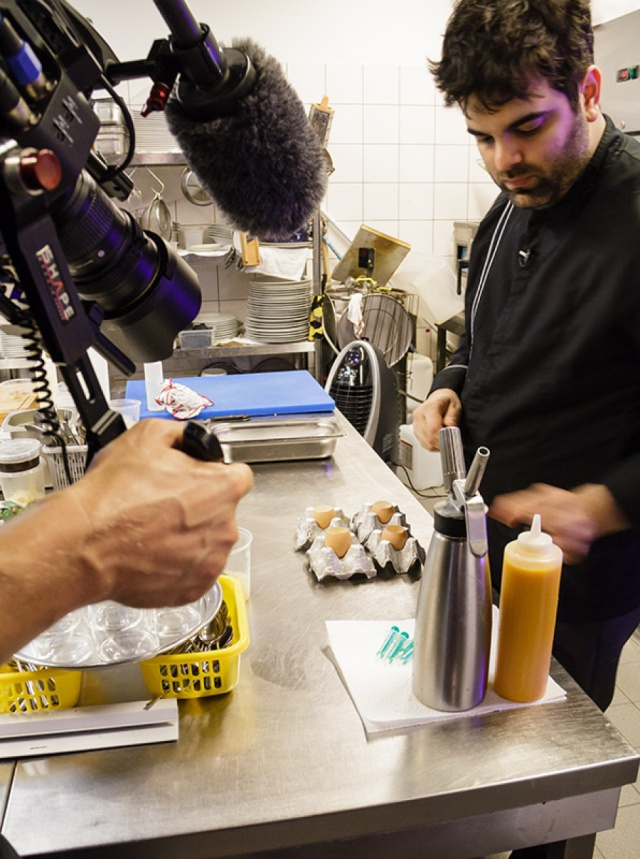 Film production Berlin: 50 Kitchens, one City - Israel