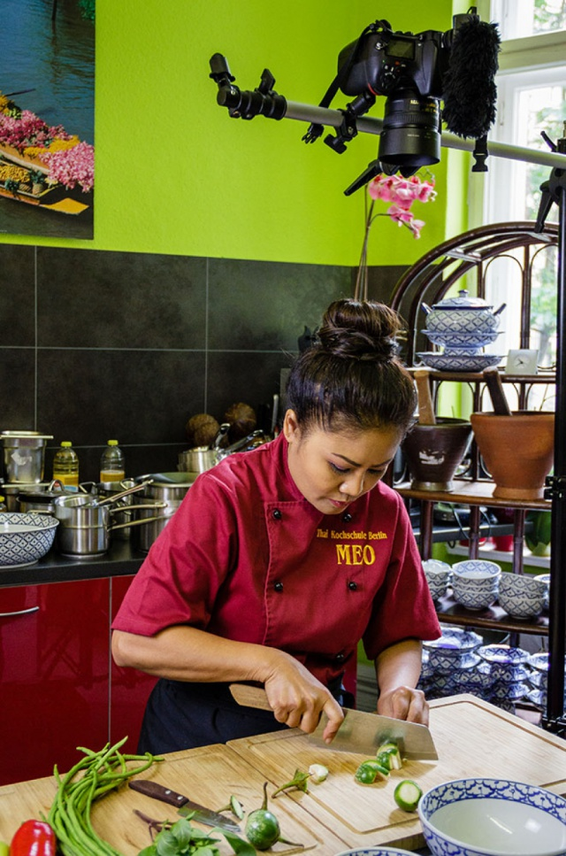 Film production Berlin: 50 Kitchens, one City - Thailand