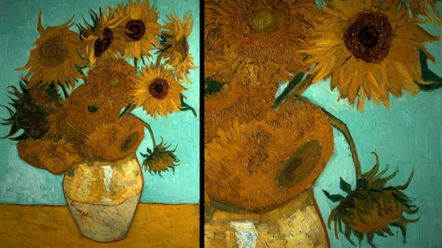"Masterpieces Revisited: Vincent van Gogh ""Sunflowers"""