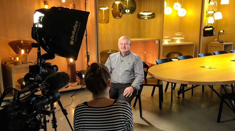Filmproduktion - Interview von Basiliscus Film mit Jan Rabell