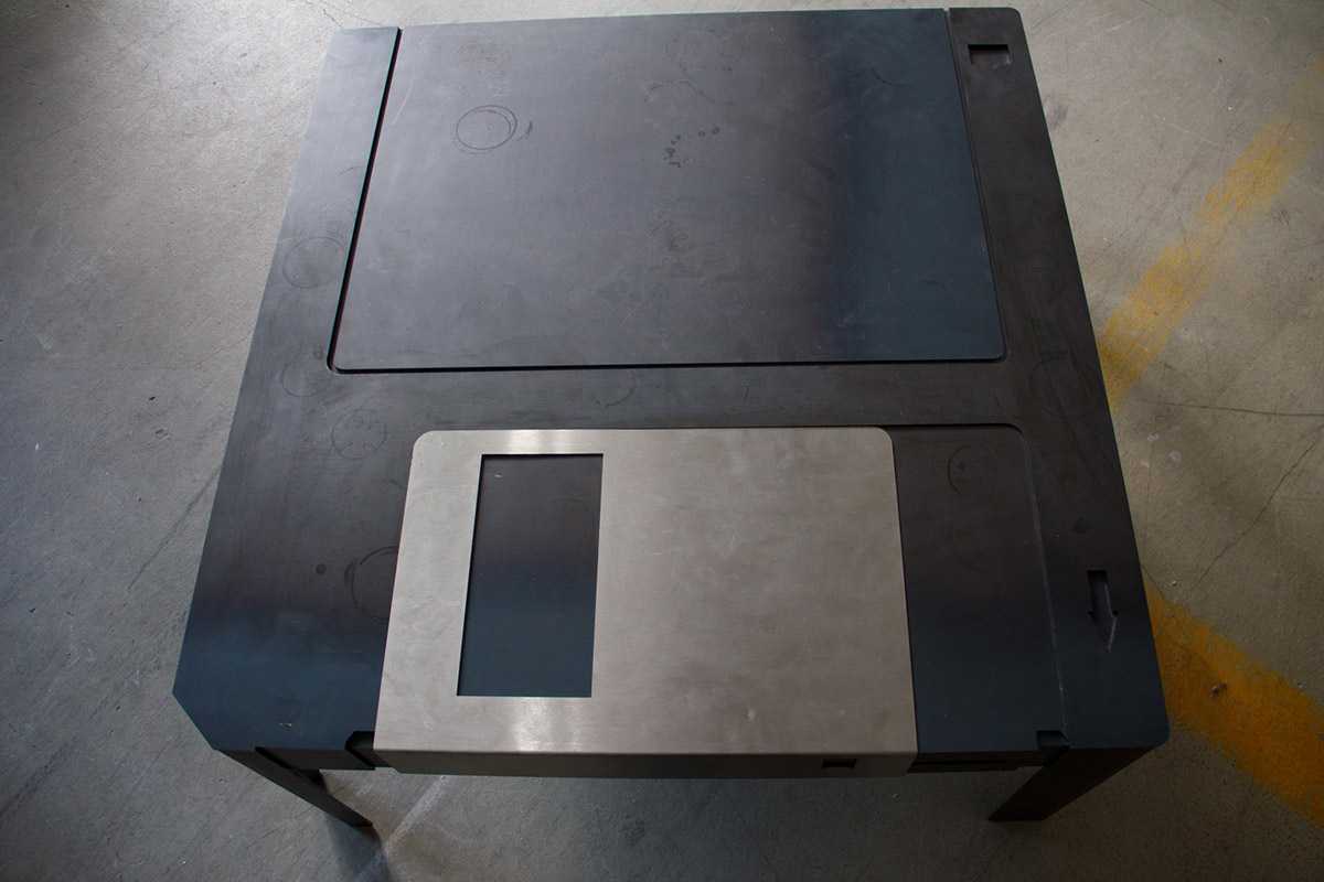 NVE Floppy Table