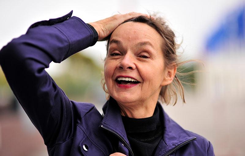 Präsenztrainerin<br />Petra Bogdahn