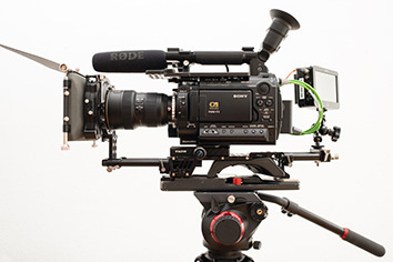 Sony PMW F3 Video Equipment