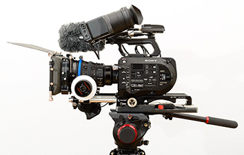 Sony PXW FS7 Video Equipment